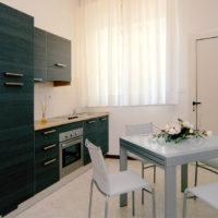 cucina camera tripla- dependance